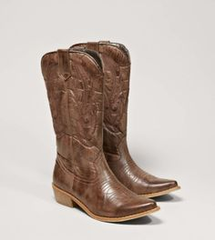 AEO Stitched Cowboy Boot