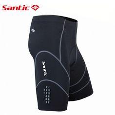 Santic Coolmax 4D Padded Cycling Shorts Shockproof MTB Road Bike Shorts Reflective  Bermuda Ciclismo S-XXXL MC05034 #men, #hats, #watches, #belts, #fashion, #style