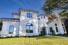 AVAILABLE NOW! 5707 Charlestown Dr. Dallas, TX 75230 This sumptuous Bella Vita Mediterranean estate graces a beautiful corner lot in exclusive Preston Hollow. A powerful 3-story foyer leads to the formal dining room. The heart of the family area is a dazzling kitchen with 4 separate workstations, double oven, & 48-inch range top. The estates combination of functionality with architectural drama and movement beckons as a journey of exploration. www.livingbellavita.com/5707-charlestown-drive