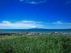 館山の景観は地上も海中もトレビアン!