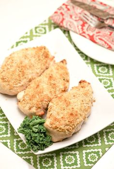 Healthy Chicken Cordon Bleu - High Protein, Low Calorie, Low Fat, Child Friendly - cut open the moist chicken to reveal melted cheese and ham