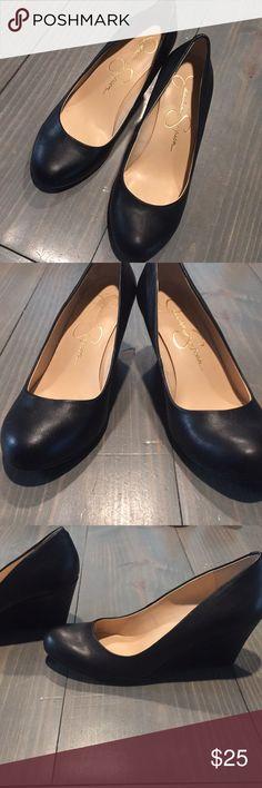 Black Wedges Jessica Simpson black wedges Jessica Simpson Shoes Wedges