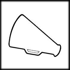 free cheer sillohette clip art black and white cheerleader clip art vector clip art online. Black Bedroom Furniture Sets. Home Design Ideas