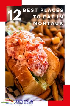 Here is a local's guide to the top places to eat in Montauk, NY. Long Island is known for their amazing fresh food, so you don't want to miss out on these restaurants that are recommended by locals. Fire Island New York, Long Island Ny, New York Vacation, New York Travel, Montauk Restaurants, Montauk New York, Beautiful Beach Houses, Great Buildings And Structures, By Plane