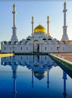 Nur Astana Mosque, Kazakhstan