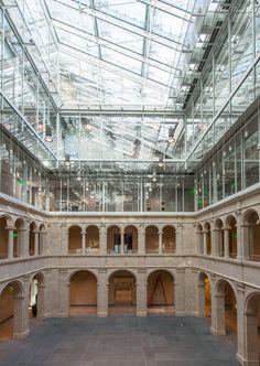 Harvard Art Museums Scheduled to Reopen November 16, 2014   Vanderwalker