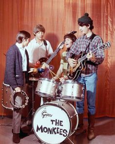 """The Monkees,"" which premiered on September 12, 1966 on NBC-TV."