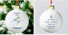 """Di's Home Decor on Twitter: """"Personalised Christmas Bauble £17 #personalised #christmas #christmasdecor #xmas #xmasdecor #bauble #christmasbauble #wineoclock #buylocal https://t.co/33Np5w6ImB"""""""