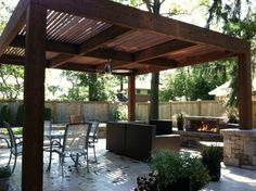 35 Beautiful Pergola Designs Ideas