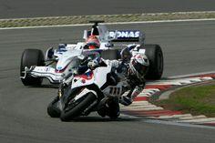 Ruben Xaus vs F1