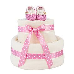 3 tier nappy cakes - Google Search