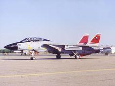 "VF-31 ""Tomcat"" and squadron"