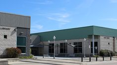 Image of Glen Abbey Community Centre.
