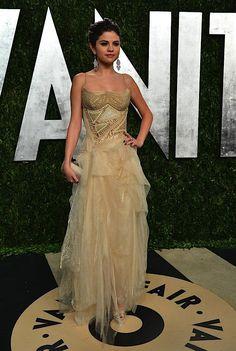 2013 Vanity Fair Oscar Partisinde Versace Giyen Ünlüler | ModaStilYaşam