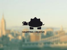 Personal branding identity, Snapping Creative by M. Henneberg-Johansen, via Behance