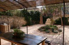 Forged iron pergola ermitage unopiu favorite places & spaces