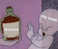 memes about crushes \ memes about crushes . memes about crushes funny . memes about crushes guys . memes about crushes feelings . memes about crushes truths . memes about crushes hilarious . memes about crushes teenager posts Sad Wallpaper, Cartoon Wallpaper, Wallpaper Ideas, Memes Amor, Memes Lindos, Lila Baby, Current Mood Meme, Crush Humor, Crush Funny