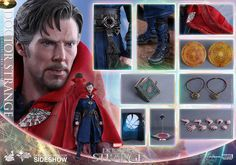 Hot Toys Doctor Strange Sixth Scale Figure