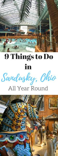 Find out what to do, where to go, and where to eat all year long during your visit to Sandusky, Ohio.