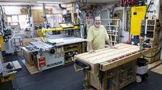 Workshops, Home Workshops, Woodworking Shops, Garage Workshops