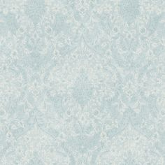 "Meadowlark Essex Lacey 33' x 20.5"" Damask 3D Embossed Wallpaper 