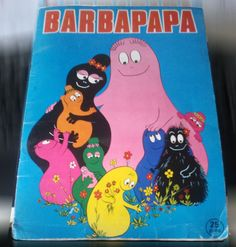 Album cromos Barbapapa