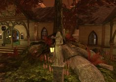 Fantasy Faire 2014 Catchup..the sims Largest Waterfall, Autumn Forest, The Sims, Civilization, Woods, Fantasy, Nature, Painting, Art