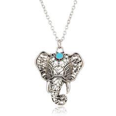 Muttelkopf Elephant Necklace