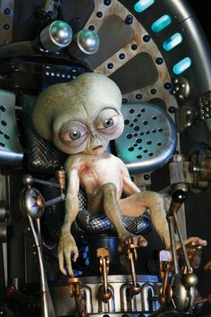 Image result for MIB little alien guy