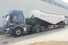 FAW tanker truck