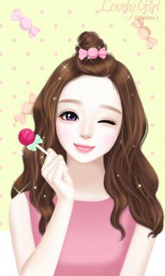 Download 440 Koleksi Wallpaper Animasi Korea Gratis Terbaru