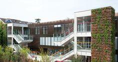 Maison intergenerationnelle de l'enfance et de la famille - Saint Julien en Genevois - CAUE Haute-Savoie