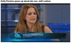 """Kelly Preston, Scientologist, Hollywood actress and wife of John Travolta, opens up about their son Jett's tragic death on an episode of the U.S. TV show """"The Doctors."""" Preston admits her son Jett had autism and suffered with epileptic seizures - conditions that Scientology doctrines typically deny the existence of. However, Preston also offers other questionable arguments for the cause of Jett's autism and seizures but fails to mention that he was taken off his meds at the time of his death. Church Of Scientology, Kelly Preston, John Travolta, Seizures, Greed, Open Up, Hollywood Actresses, Scandal, Doctors"""