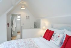King-size double en suite bedroom