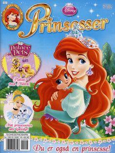 Cover for Disney Prinsesser (Hjemmet / Egmont, 1999 series)