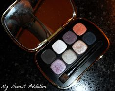My Newest Addiction Beauty Blog: bareMinerals READY Eyeshadow 8.0: The Cocktail Hour
