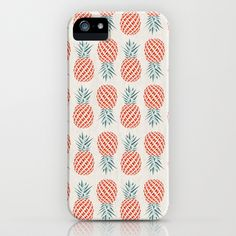 Buy Pineapple  by Basilique as a high quality iPhone & iPod Case. Worldwide shipping available at Society6.com. Just one of millions of products available.
