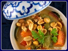 Thai Vegetable Stew--Hearty & Vegan for Souper (Soup, Salad & Sammie) Sundays