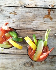 The Bloody Marys of New York City - Big Girls Small Kitchen