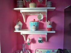 Cupcake Kitchen Decor | Cupcake Decor | Pinterest | Cupcake ...