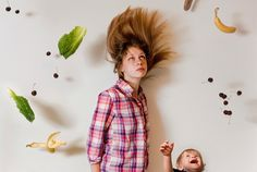 The Joys of Motherhood - photo by Sarah Roberts. This is my life with a toddler.