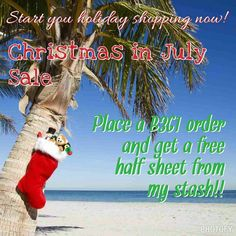 Christmas In July Color Street.Pinterest