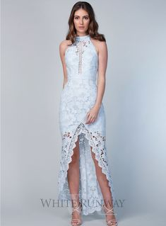 Get inspired and discover Jonathan Simkhai trunkshow! Shop the latest Jonathan Simkhai collection at Moda Operandi. Blue Bridesmaids, Bridesmaid Dresses, Wedding Dresses, Beautiful Gowns, Beautiful Outfits, Dresses With Cowboy Boots, Wedding Guest Looks, Blue Wedding, White Runway