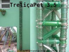 Foto: TreliçaPet versão 3.5 - Uso de várias TecnologiasPet. Falta resolver o…