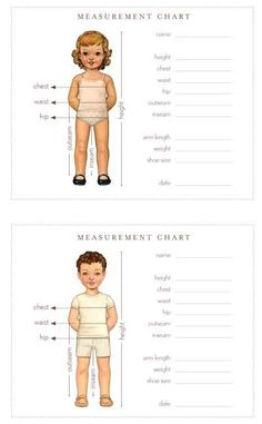 Kids measurement