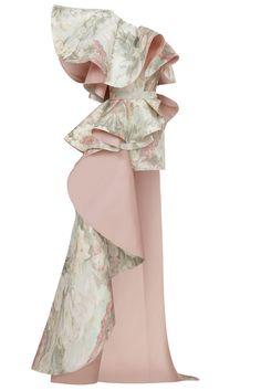 Backless Maxi Dresses, Floral Maxi Dress, Kpop Fashion, Girl Fashion, Fashion Design, Maude, Dior Dress, Designer Evening Dresses, Dress Out