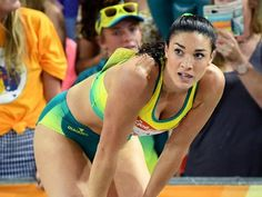Michelle Jenneke falls agonisingly short on day nine of the Commonwealth Games Female Volleyball Players, Women Volleyball, Beach Volleyball, Athletic Models, Athletic Women, Michelle Jenneke, Beautiful Athletes, Commonwealth Games, Sporty Girls