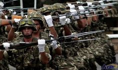 Tunisian-Algerian Joint military exercises off Tabarka