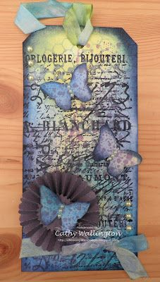 Ellieskeepers Creations: The Craft Garden, a play and WOYWW