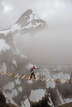 Sky Walking, Mt. Nimbus, Canada | Destinations Planet